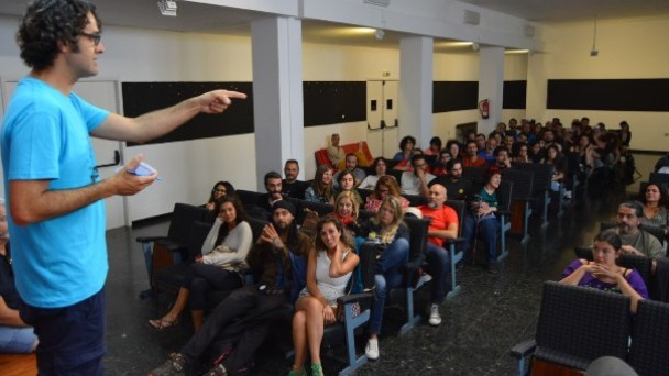 Comienza el Festivalito con 200 participantes en La Palma Rueda